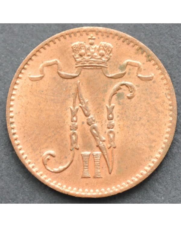 1 пенни 1916 года