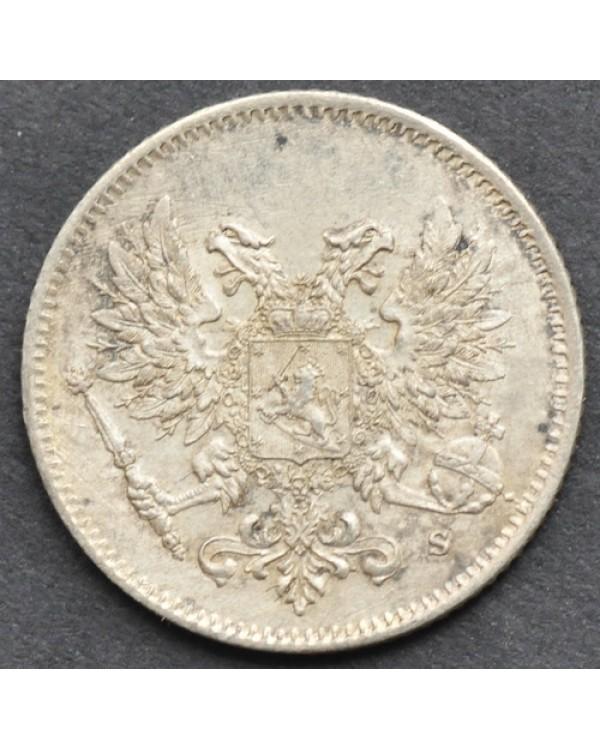 25 пенни 1917 года без короны
