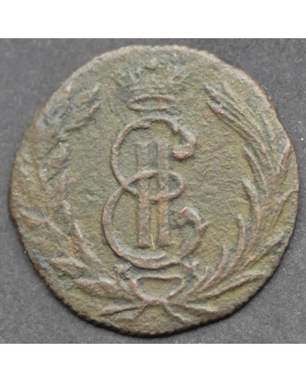Денга 1770 года КМ, Сибирская монета