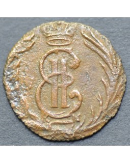 Полушка 1768 года КМ, Сибирская монета