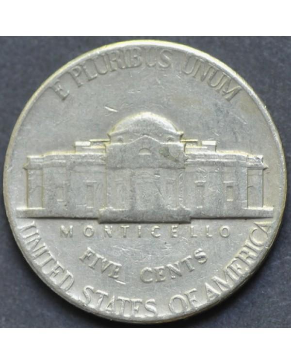 5 центов 1974 года D США