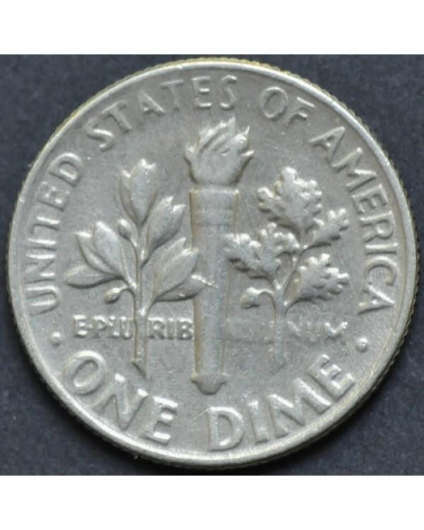 10 центов (1 дайм) 1980 года P США