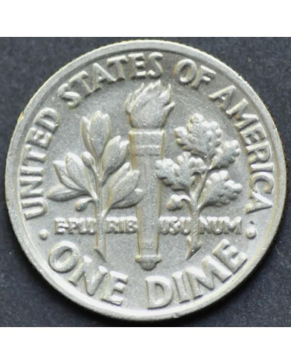 10 центов (1 дайм) 1983 года P США