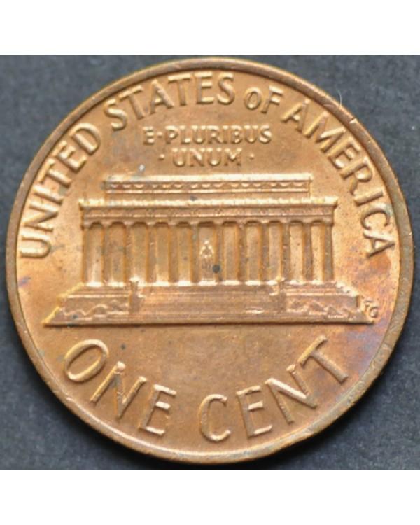 1 цент 1976 года США