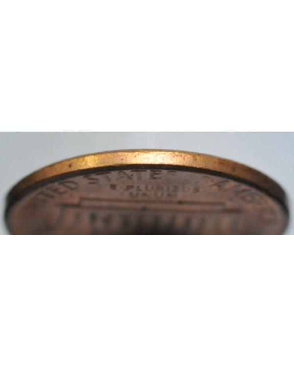 1 цент 1986 года D США