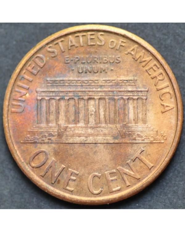 1 цент 1994 года США