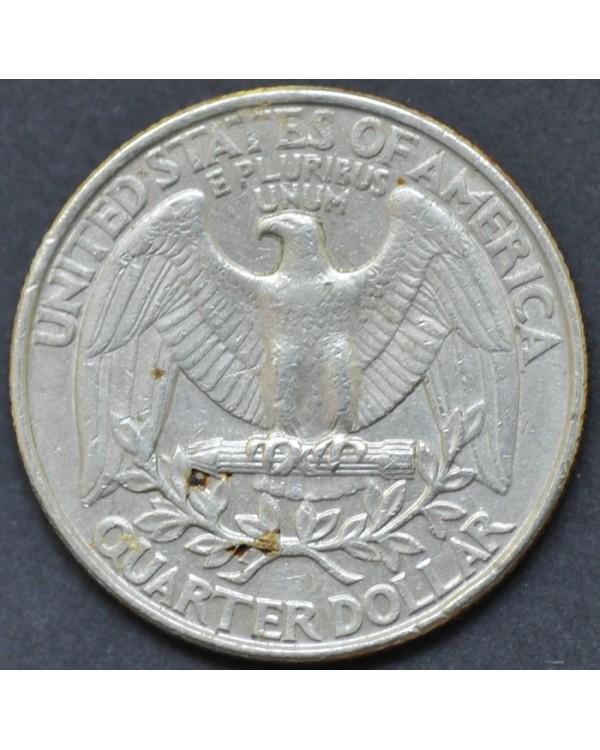 25 центов (квотер) 1995 года США P