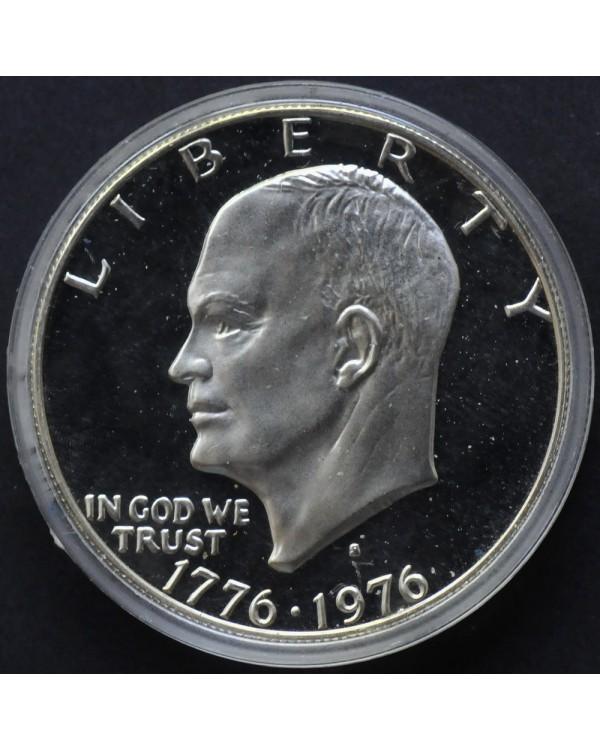 1 доллар 1976 года - 200 лет независимости США PROOF
