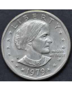 1 доллар 1979 года США
