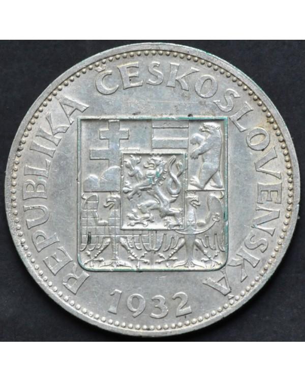 10 крон 1932 года Чехословакия