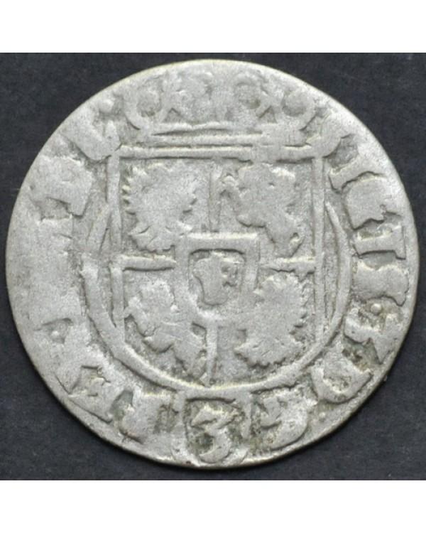 Полторак (1/24 талера) Речь Посполитая 1625 года