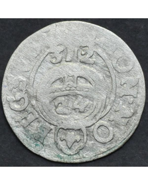 Полторак (1/24 талера) Речь Посполитая 1632 года
