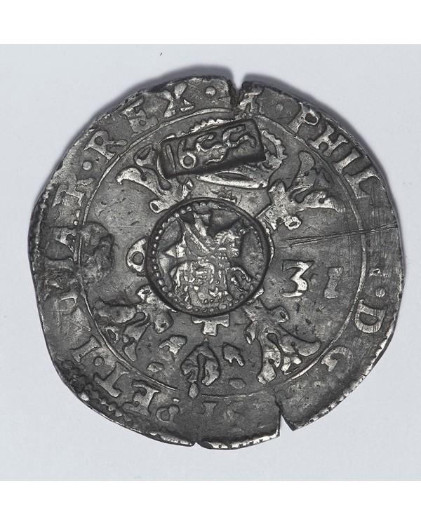 Ефимок с признаком 1655 года