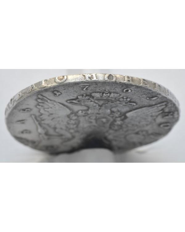 1 рубль 1761 года СПБ НК ТI