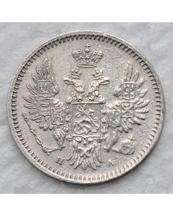 5 копеек 1852 года СПБ ПА