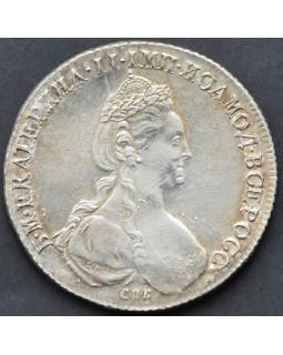1 рубль 1782 года СПБ ИЗ