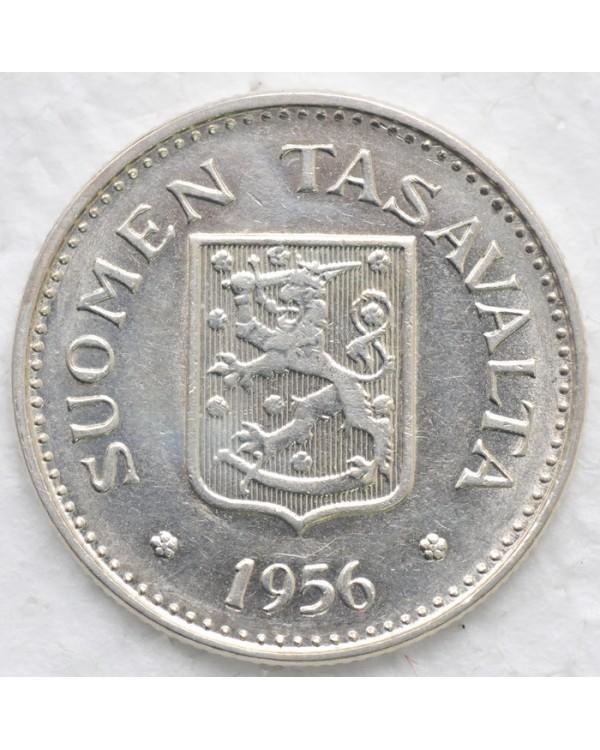 Купить монету 200 марок 1956 года Финляндия стоимостью 400 рублей