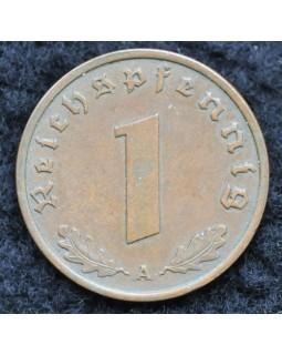 1 рейхспфеннинг 1940 года