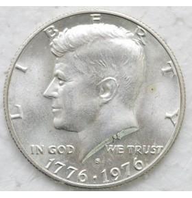 1/2 доллара 1976 года - 200 лет независимости США