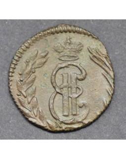 Полушка 1773 года КМ, Сибирская монета