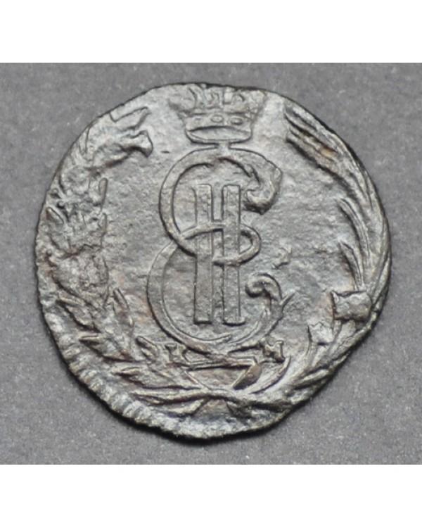 Полушка 1769 года КМ, Сибирская монета
